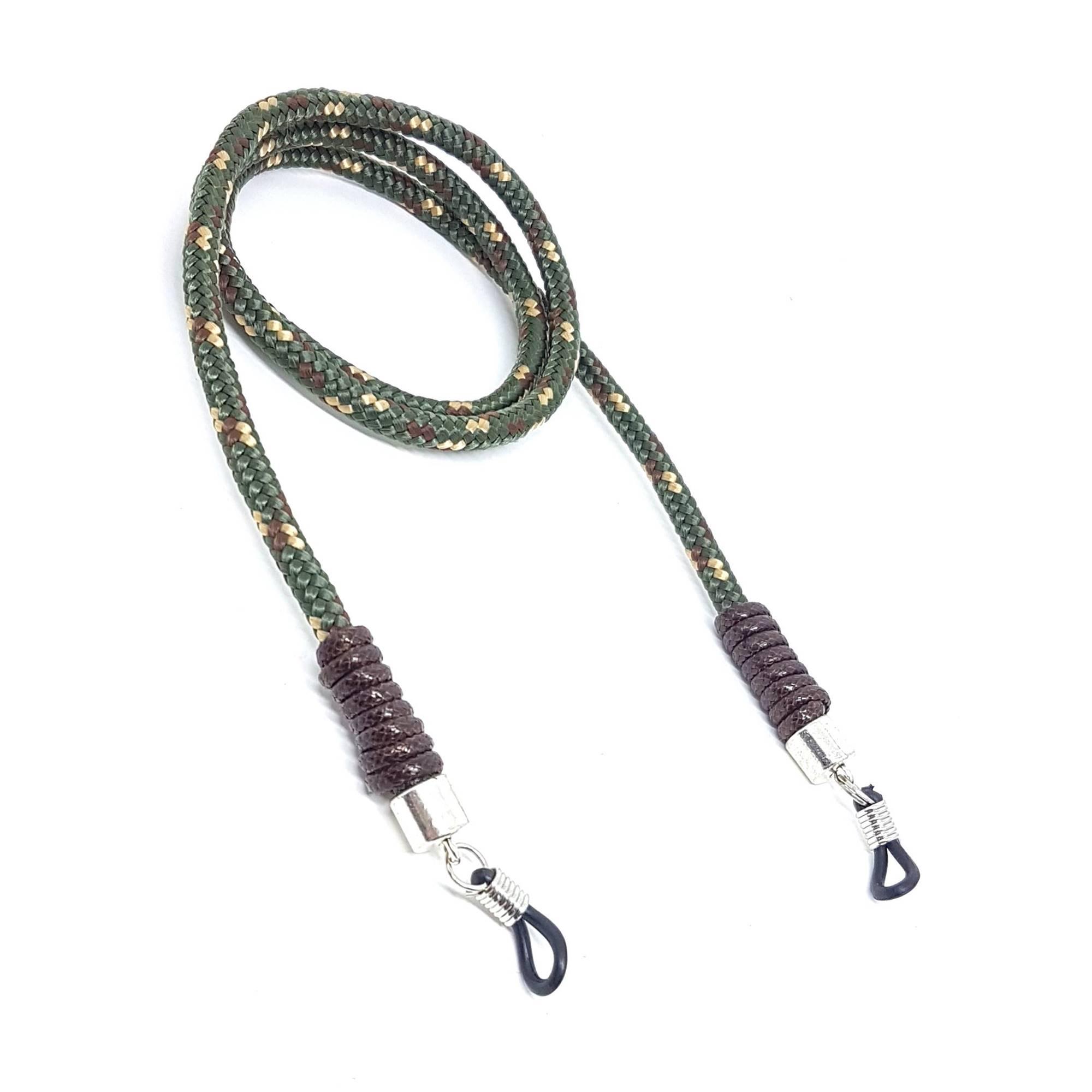 Cordão Para Óculos Estilo Militar
