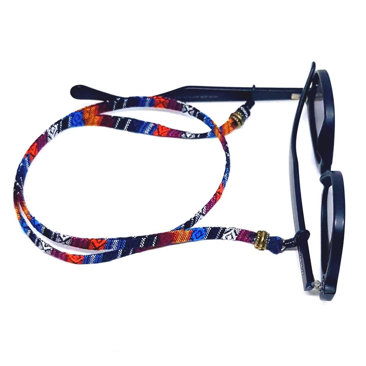 Cordão Para Óculos Étnico Colorido 2