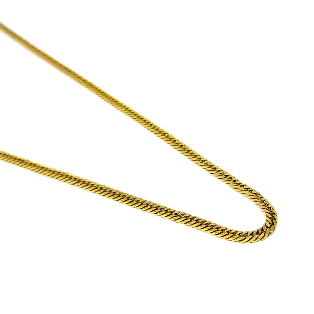 Corrente Grumet Elo Duplo - Gold