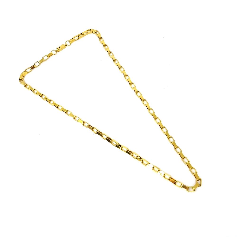 Corrente Gold Quadratic Bold