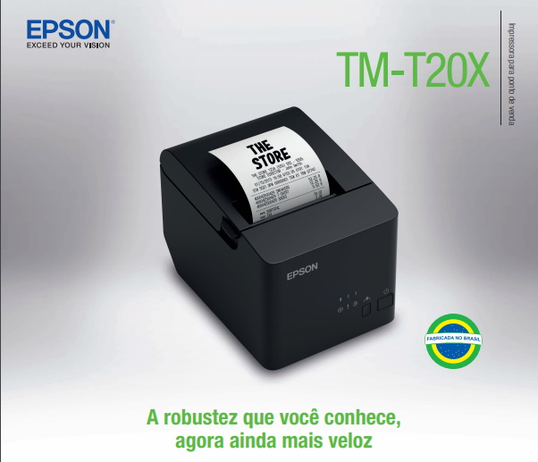 Nova Epson TM-T20X