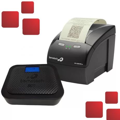 Kit Sat Bematech com Impressora MP-4200 + Sat Go