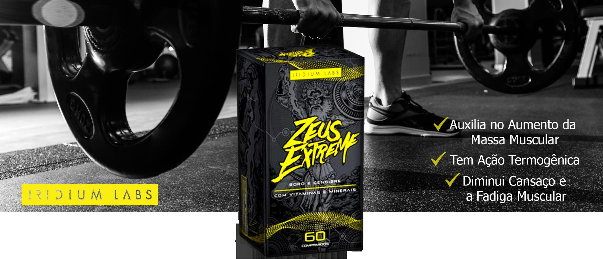 Zeus extreme benefícios