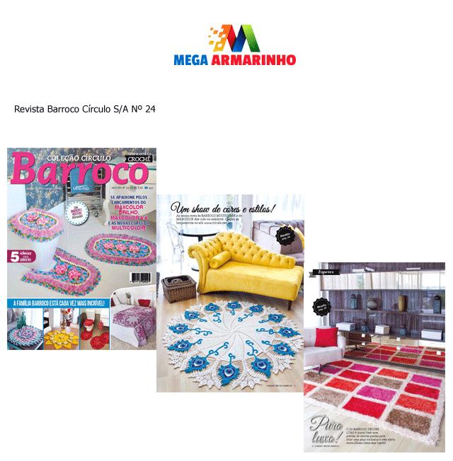 Revista Barroco Círculo S/A n.: 24