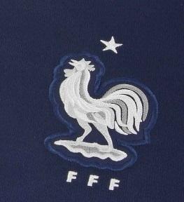 CAMISA SELEÇÃO DA FRANÇA TORCEDOR 2019 BORDADA