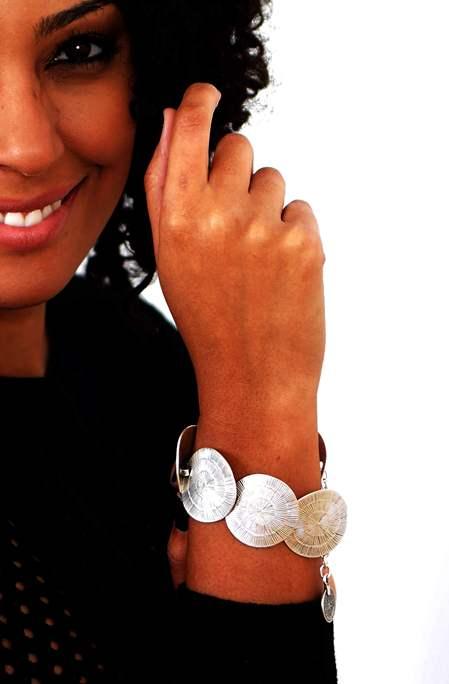 Pulseira-prata-Lascas-de-Coral,pulseira-prata