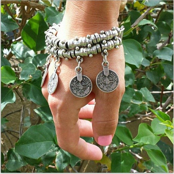 Pulseira-prata-Sanslar,pulseira-prata