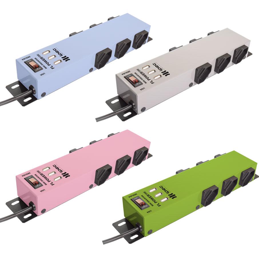 Filtro de Linha FL Power Com Entrada USB Ipec