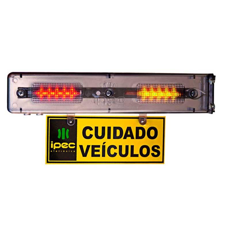 Sinalizador Sinaleira Garagem Audiovisual Ipec