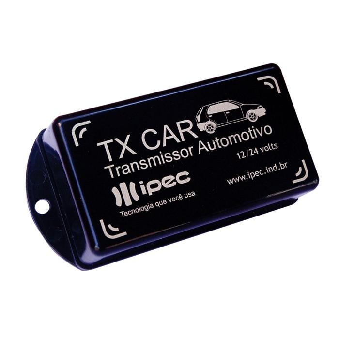 Controle Remoto Para Portão Acionamento Farol Carro Tx Car Ipec