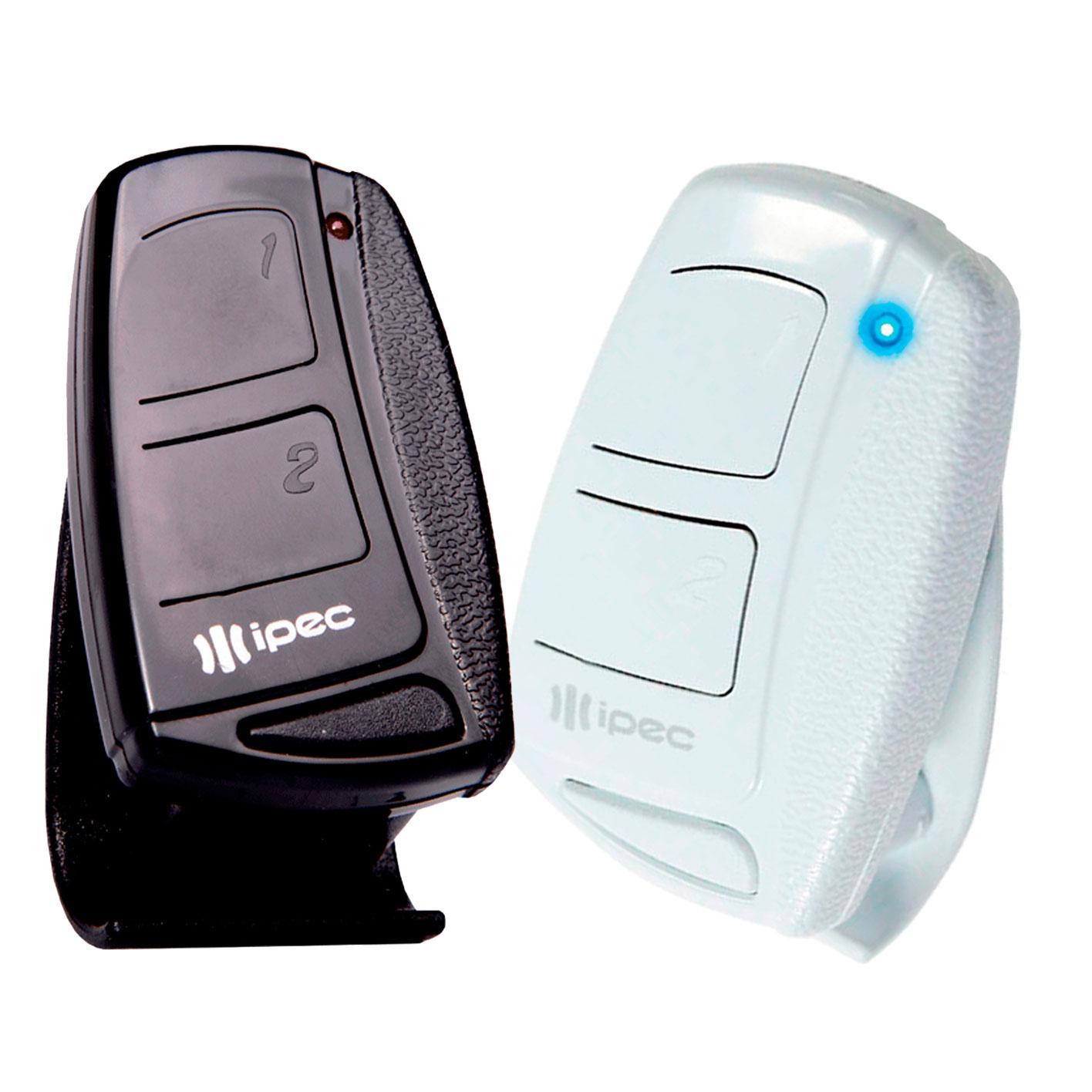 Controle Remoto Para Portões e Alarmes Tx Top Com Alça 315Mhz Ipec