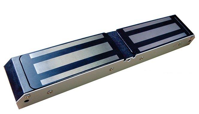 Fechadura Magnética Para Porta De Vidro M300 Ipec