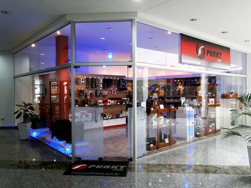 Loja Física da PUNKT em Curitiba/PR