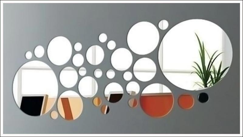 acrilicos espelhados