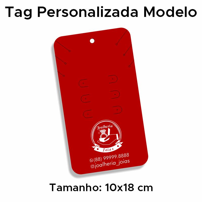 Tag Personalizada Trio Conjunto