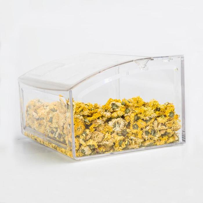 Caixa de Acrílico para Alimentos 5,5l