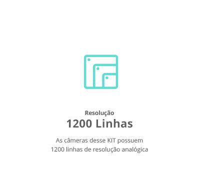Resolução 1200 Linhas