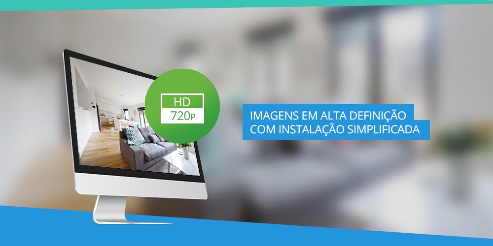VHD 1120 B G4 Intelbras