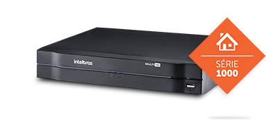 DVR Intelbras MultiHD MHDX 1008