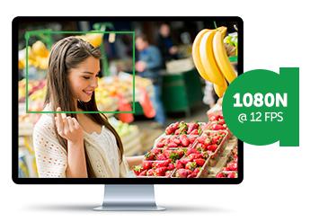 DVR Intelbras MHDX 1008 com Imagens em alta qualidade