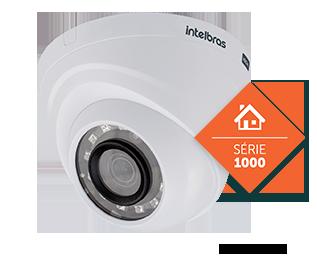 Câmera infravermelha VHD 1120 D G4 da Intelbras