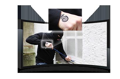 Imagens Full HD com o VHD 1220 B G4 Intelbras