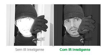 IR Inteligente da VHD 1010 B G4 Intelbras