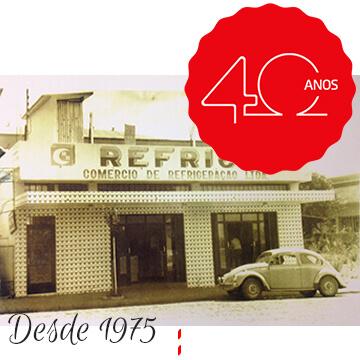 Refrisol 40 Anos de história