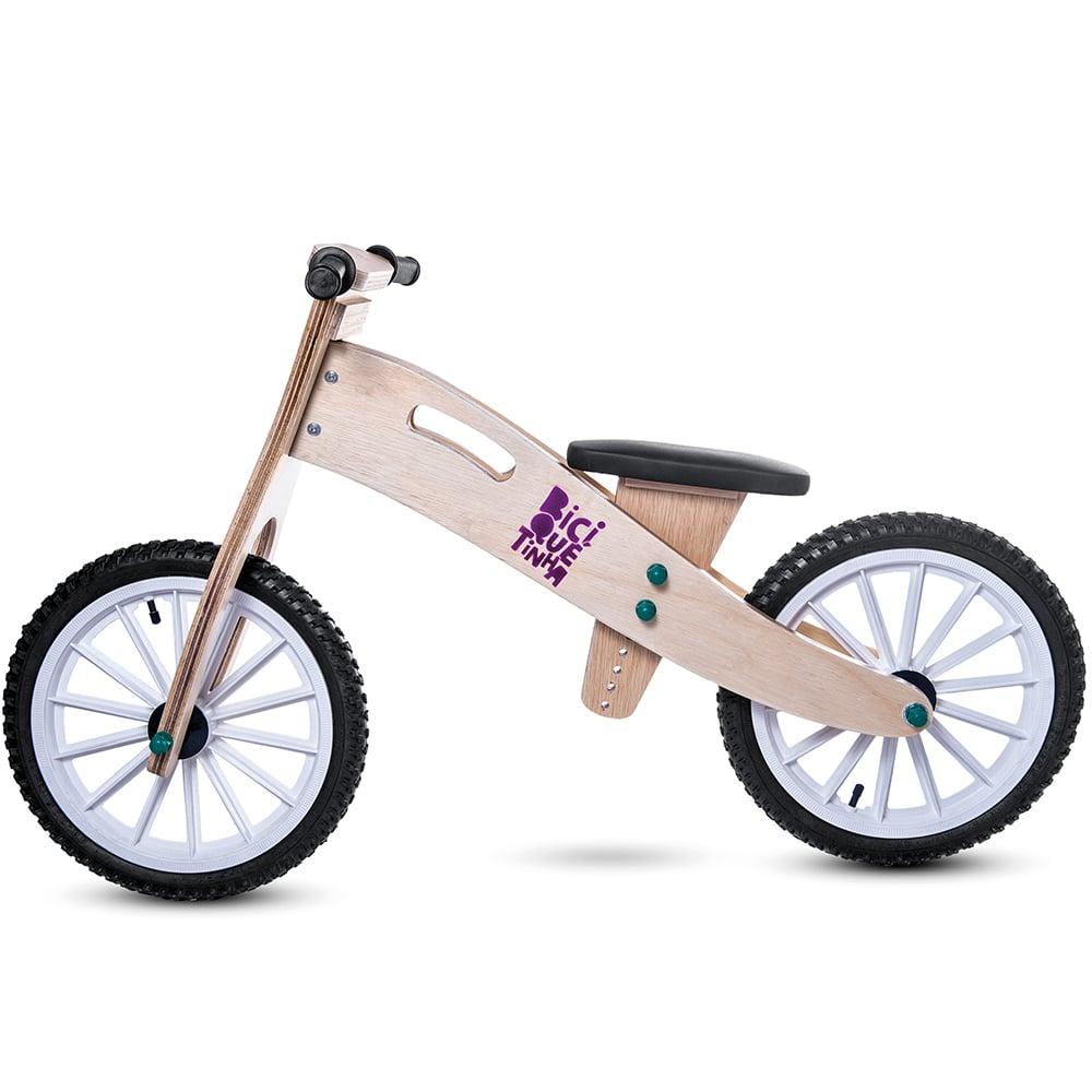 Bicicleta sem pedal necessidades especiais