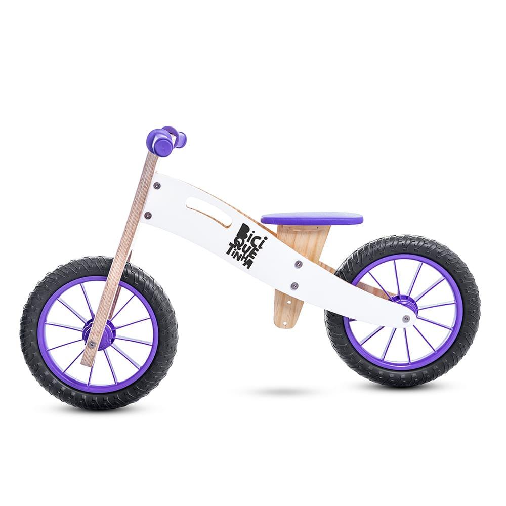 Bicicleta sem pedal de equilíbrio