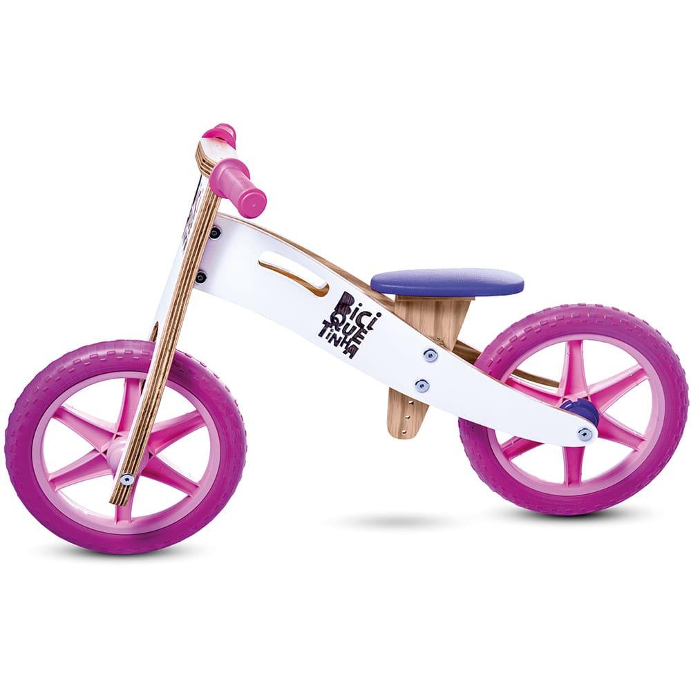 Bicicleta sem pedal Biciquetinha