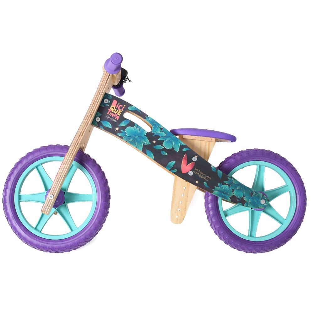 Bicicleta de equilíbrio Digo Cardoso Mar de Possibilidades