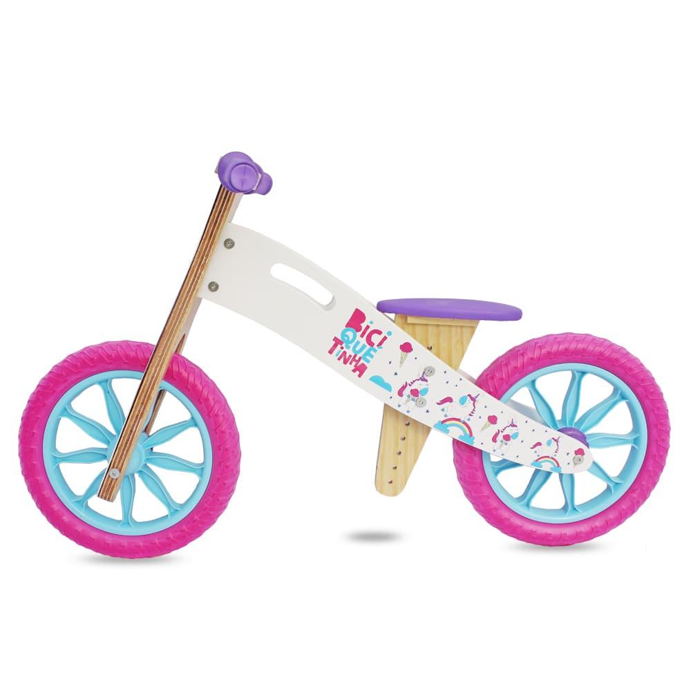 Bicicleta Unicórnio