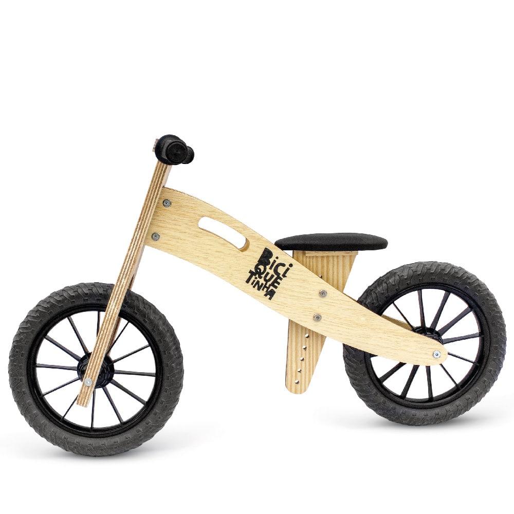 Wood Bike Preta