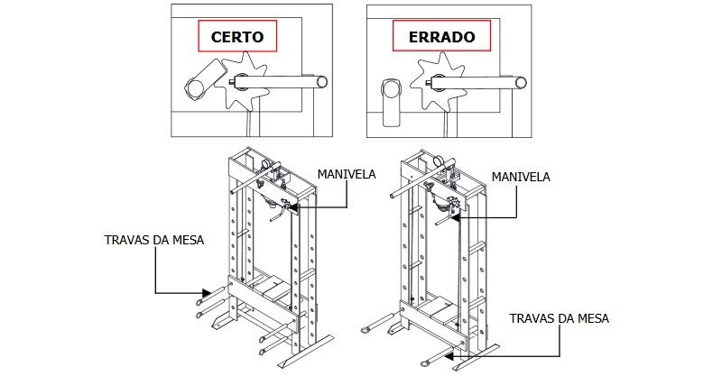Prensa Hidraulica 15T