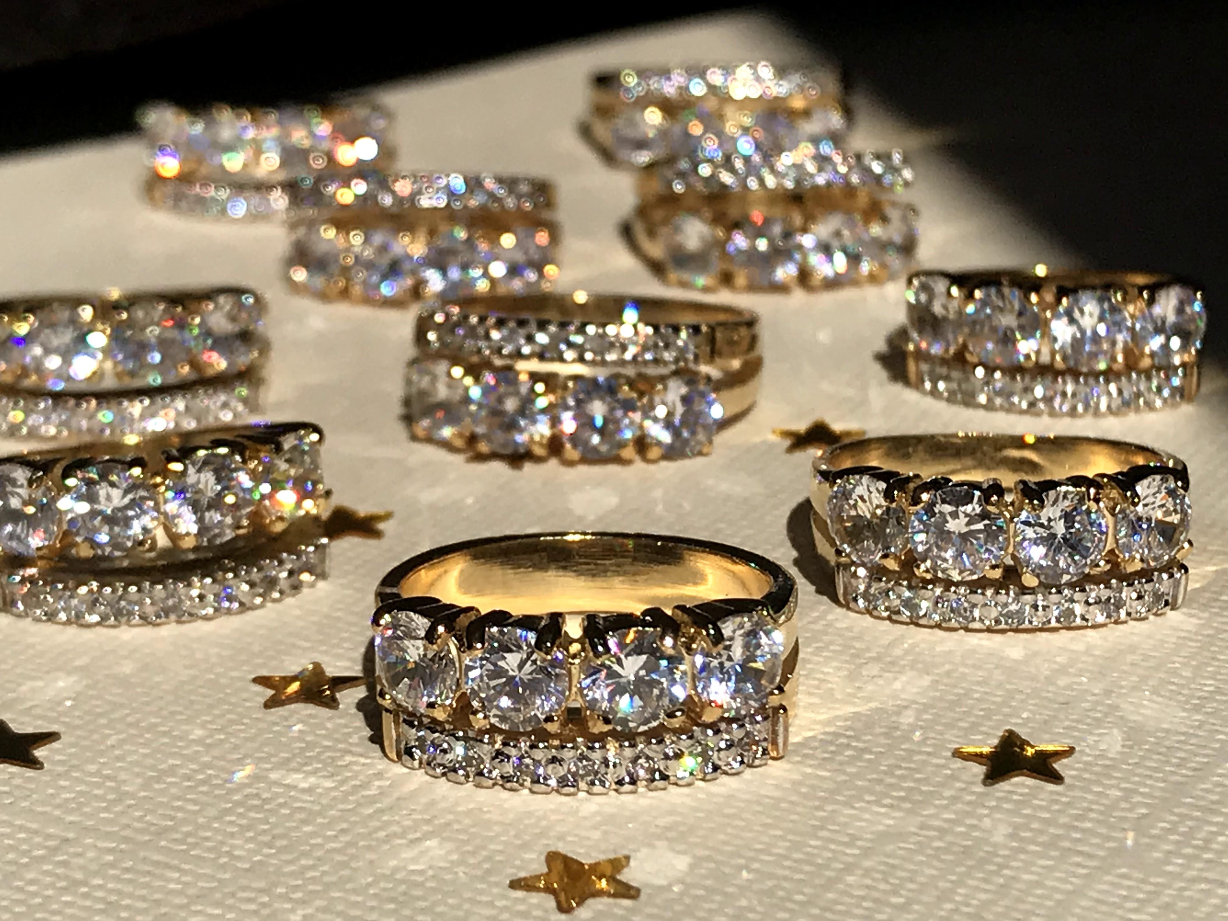 Guia de Tamanho para anéis, pulseiras e colares. Conheça e acerte na compra.