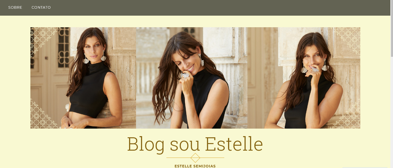 Blog Sou Estelle