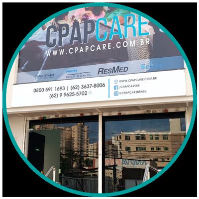 CPAP Care Goiânia/GO