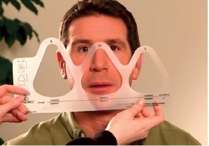 Máscara Facial ComfortGel Blue Full Philips Respironics