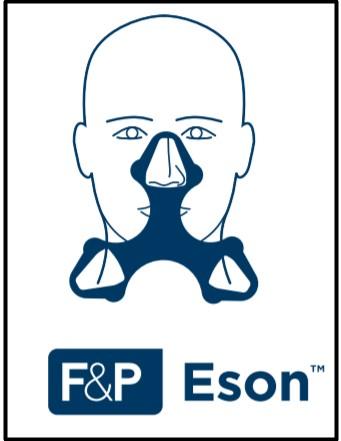 Régua de Medida Máscara Nasal Eson Fisher & Paykel