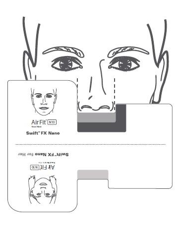 Máscara Nasal AirFit N10 ResMed