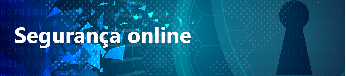 Segurança online e-machine