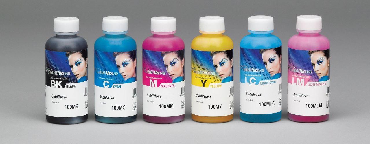 6 frascos de DTI 100ml