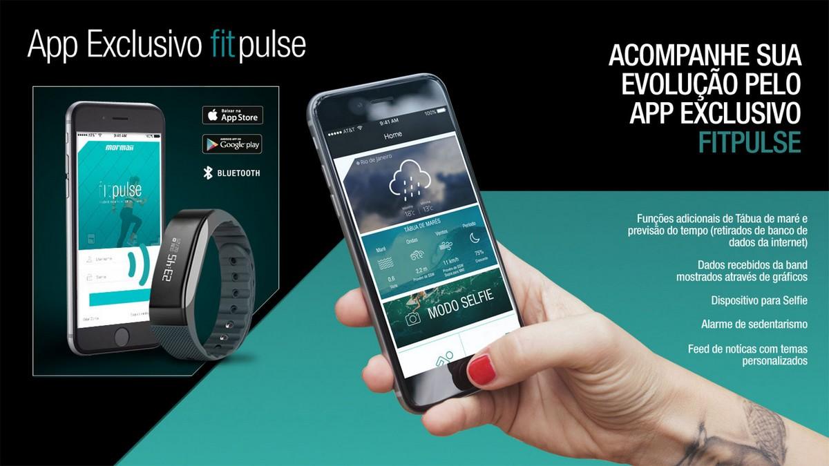 Relógio Mormaii Unissex FitPulse MOSW007 8P - Relógios de Fábrica f0e3dbfdc0