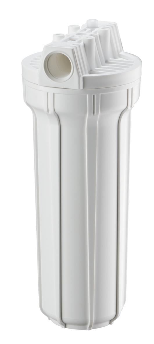 """Carcaça filtro polipropileno cor branca 9"""".3/4 marca pentair"""