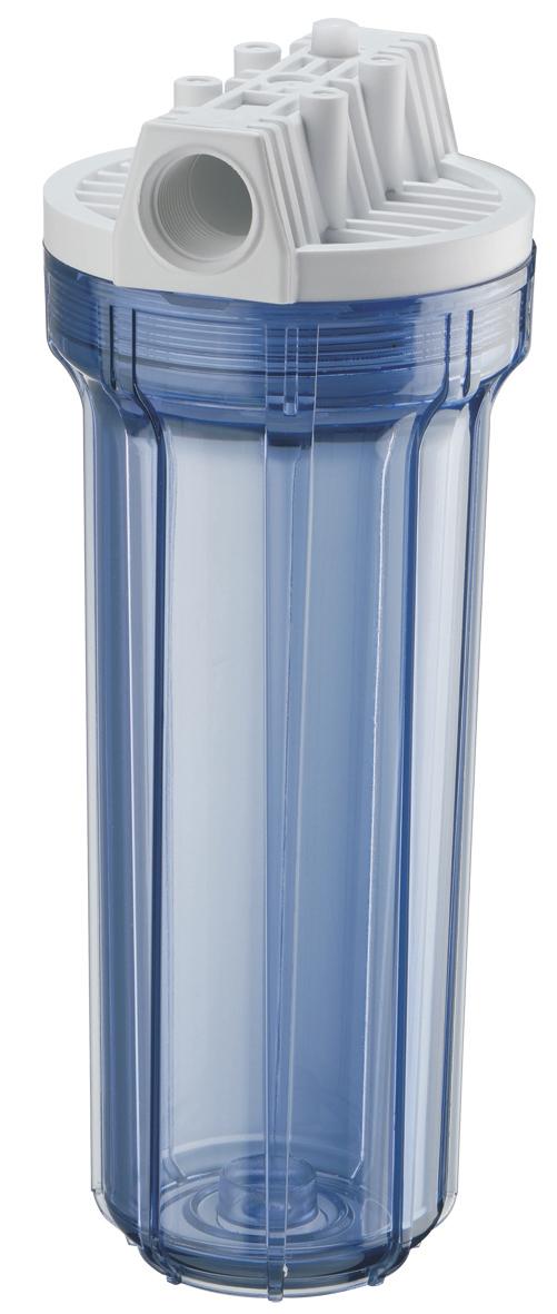"""Filtro/Carcaça Transparente pentair filtro de agua 9""""1/2"""
