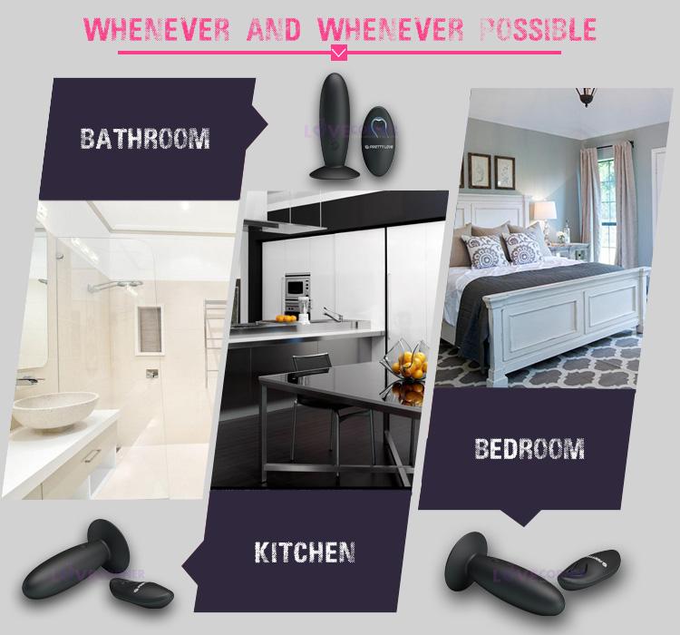 o plug pode ser usado em varios ambientes