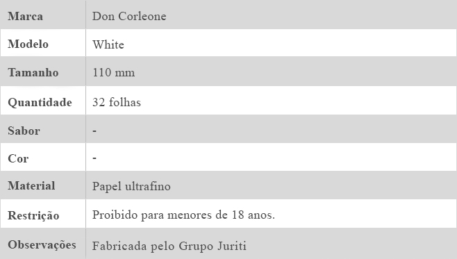 SEDA DON CORLEONE WHITE 2