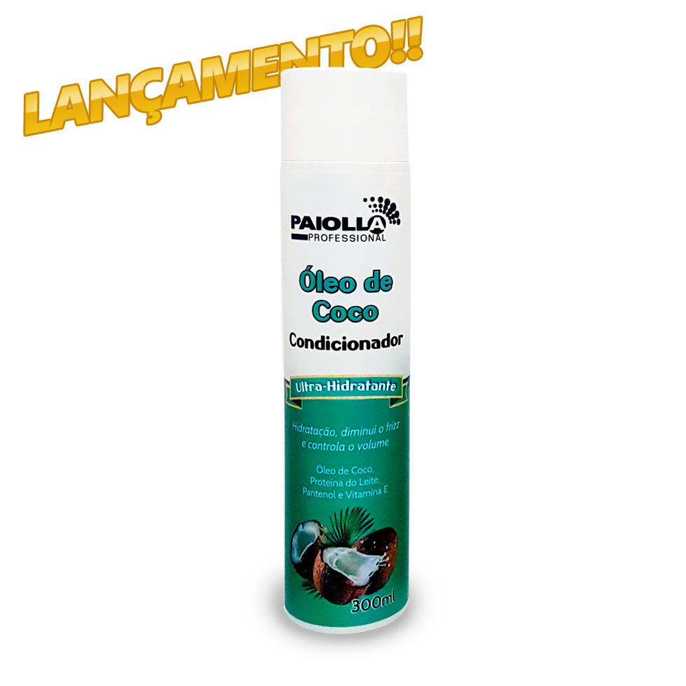 Condicionador Óleo de Coco - Ultra Hidratante