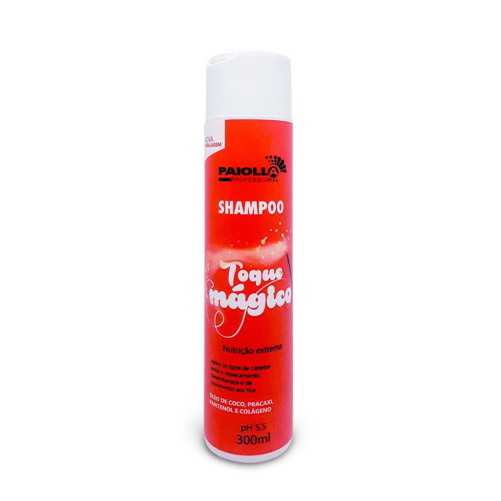 Shampoo de Nutrição Capilar
